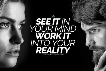 see it in your mind