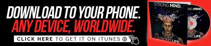 motivational speeches on iTunes