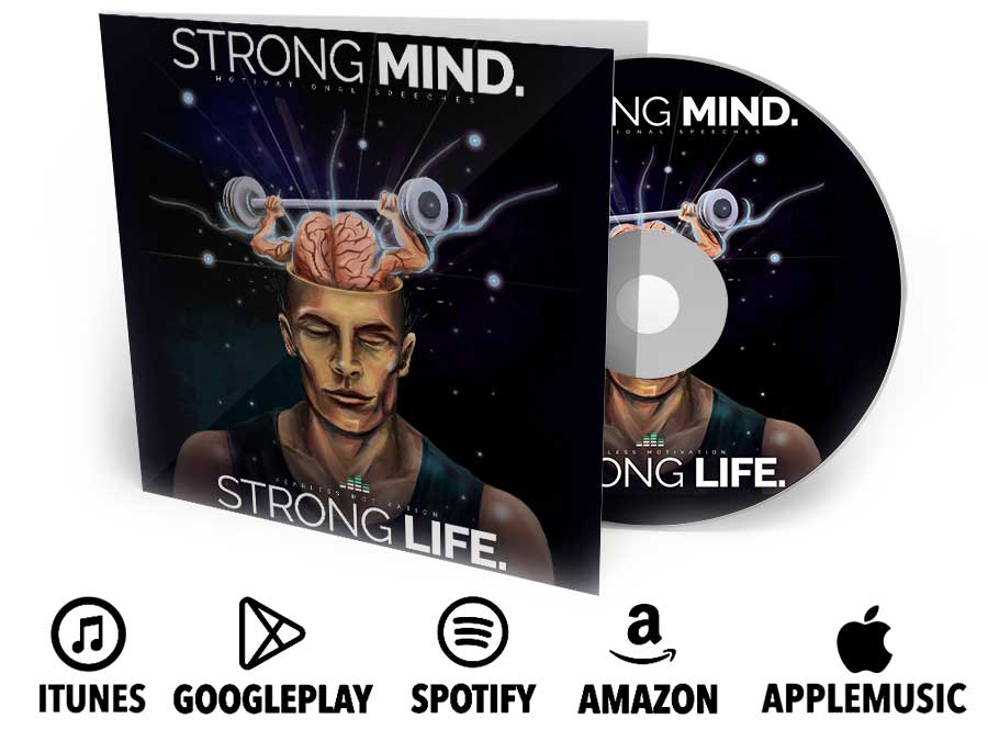 strong mind strong life motivational speeches on iTunes