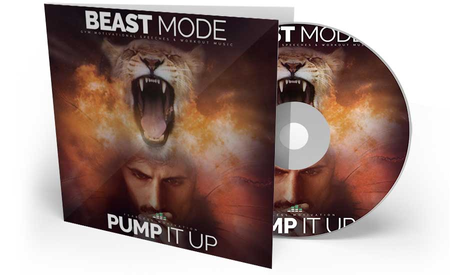 gym motivation cd