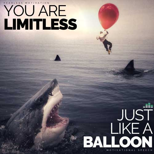 balloon motivational speech
