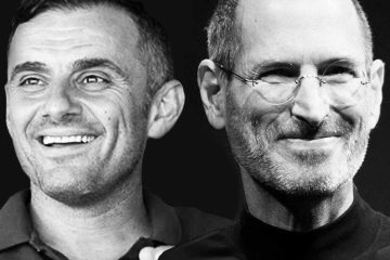 life advice steve Jobs gary vee