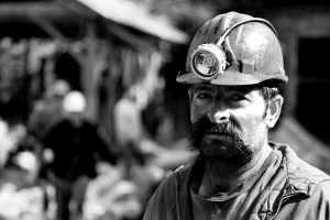 Coal Miner Hard Work Working Class Motivational Inspirational