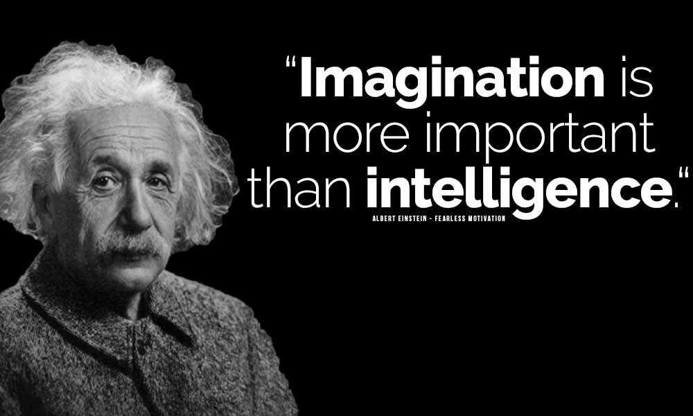 Albert Einstein Motivation Imagination Intelligence Intelligent Inspiration Genius