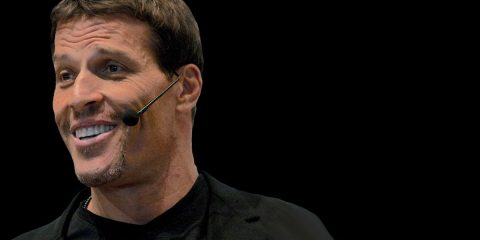 Tony Robbins 5 Rules for Success