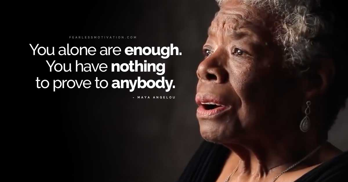 12 Empowering Maya Angelou Quotes That Will Inspire You