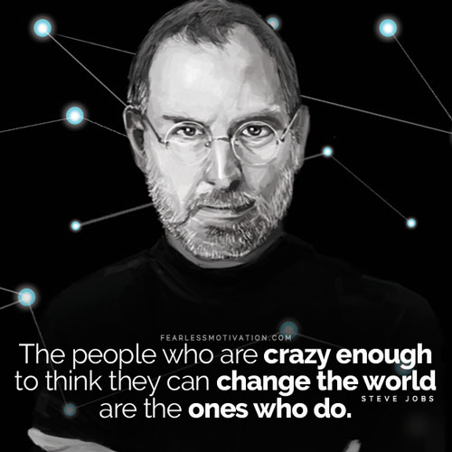 Steve Jobs Business Small Start-Up Myths Corporate Investment More Make Finance Cash Stocks Trading Dream Loan Venture