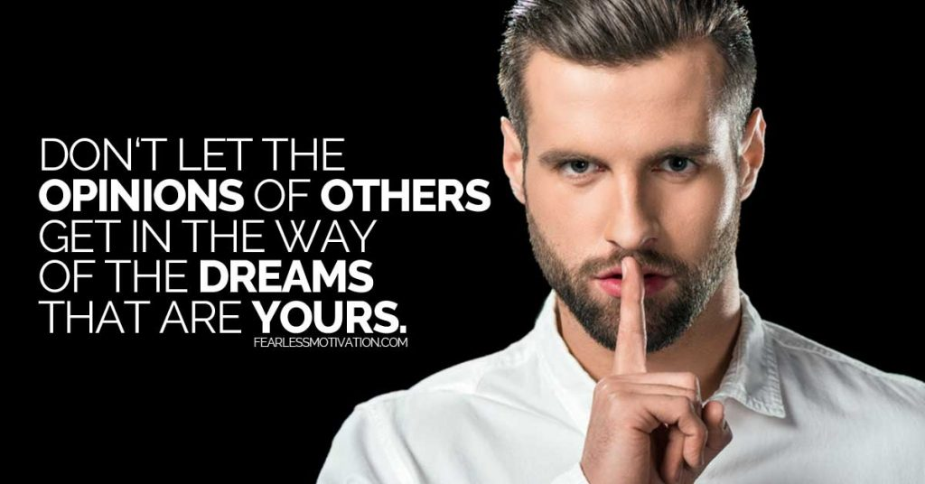 success attracts critics