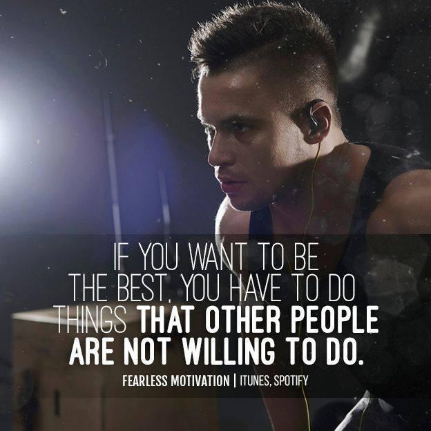 Vuoi trasformare il tuo corpo?  5 consigli per rimanere motivati!