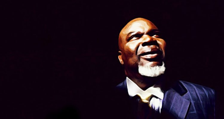 6 Amazing Td Jakes Quotes To Inspire Your Purpose Success