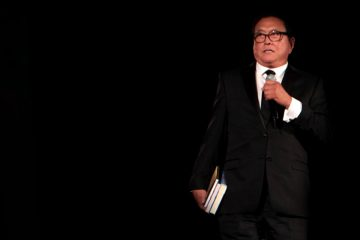 Rich Dad Poor Dad Mastermind Robert Kiyosaki Quotes For Success