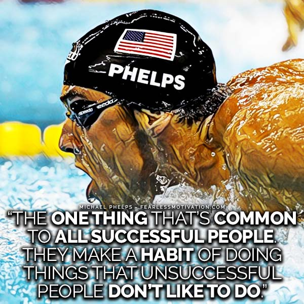 "Michael Phelps ""You Have To Have A Dream"" 5 Rules for Success & Killer Quotes"