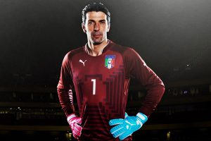 Heart of a Champion Gianluigi Buffon Greatest Moments, History & Quotes
