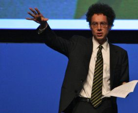 """Malcolm Gladwell is a Canadian journalist and author who has published five best-selling books. His most famous book, """"Outliers: The Story of Success"""" is all about what makes high achievers different."""