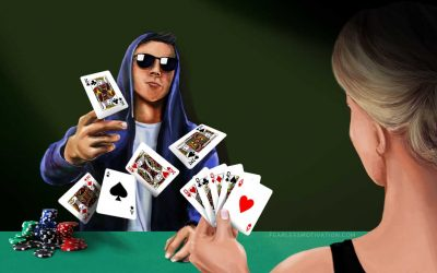 play the cards you are dealt
