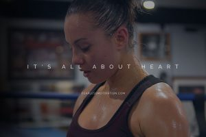 heart motivational speech