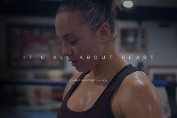 heart motivational speech