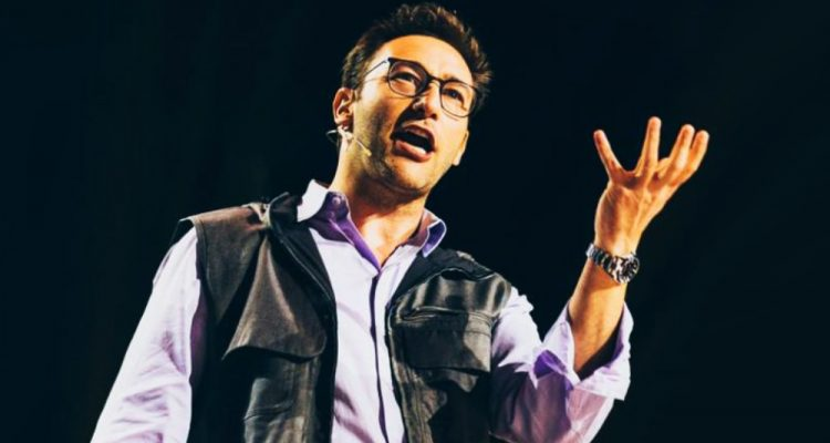The Video That Broke The Internet - Millennials Are Lazy! - Simon Sinek
