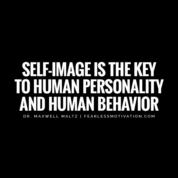Dr Maxwell Maltz This Top Sports Psychologist Explains How Champions Think self-image is the key to human personality and human behavior
