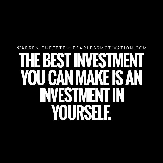 Cambia completamente la tua vita: 4 modi comprovati per il successo o corri il giorno o la giornata corre te Jim rohn cita il successo aziendale modi comprovati imprenditore Il miglior investimento che puoi fare è un investimento in te stesso.