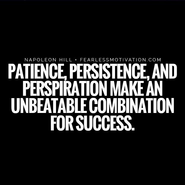5 dure verità che devi affrontare se vuoi veramente il successo Come disse il grande Napoleon Hill,