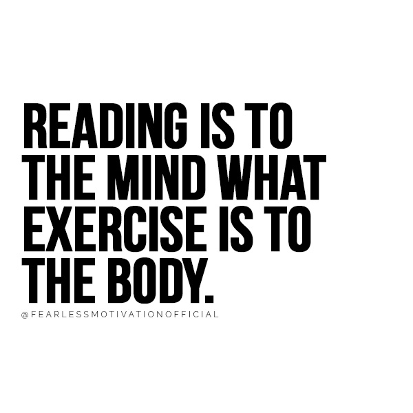 How To Read More 4 Proven Methods To Succeed Reading is to the mind what exercise is to the body. @FEARLESSMOTIVATIONOFFICIAL