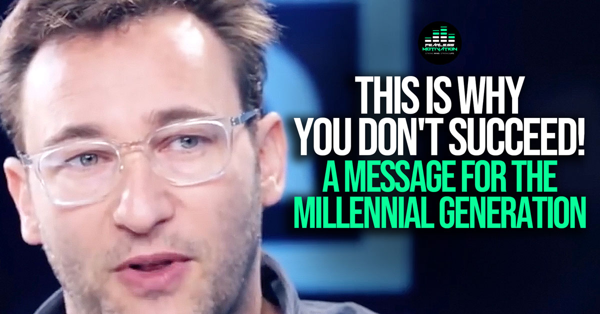 Millennial what generation speech is What Is
