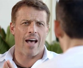 Tony Robbins Interview