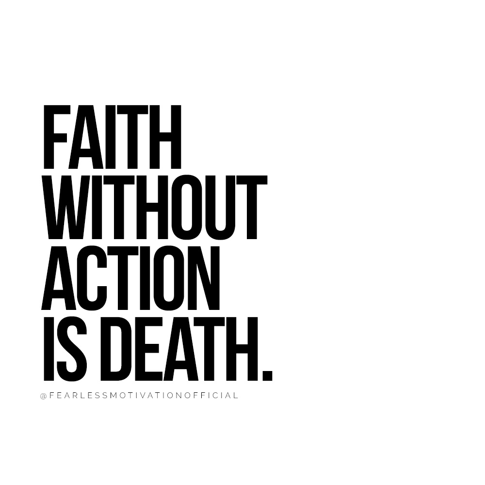 The 10 Commandments of Business: Philosophies Every Entrepreneur Must Follow Faith without action is death.