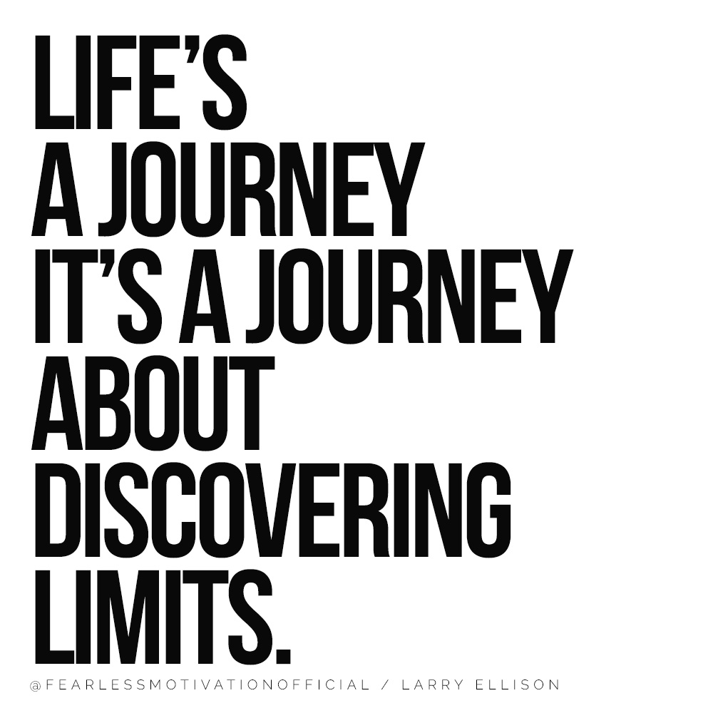 Larry Ellison Quotes If you do everything that everyone else does in business, you're going to lose. Life's a journey It's a journey about discovering limits.