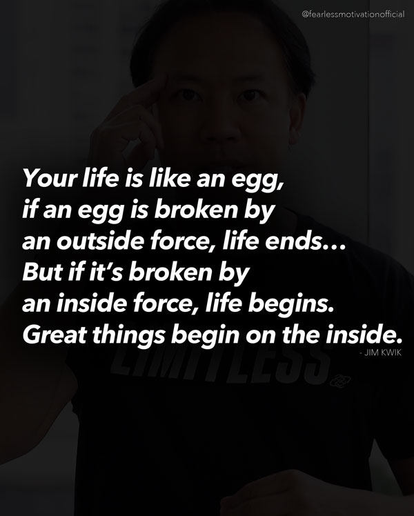 Jim Kwik QUOTE