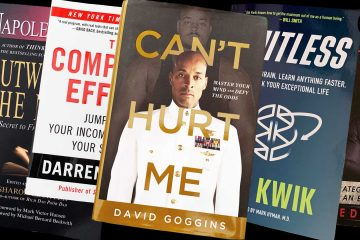 5 books you will read