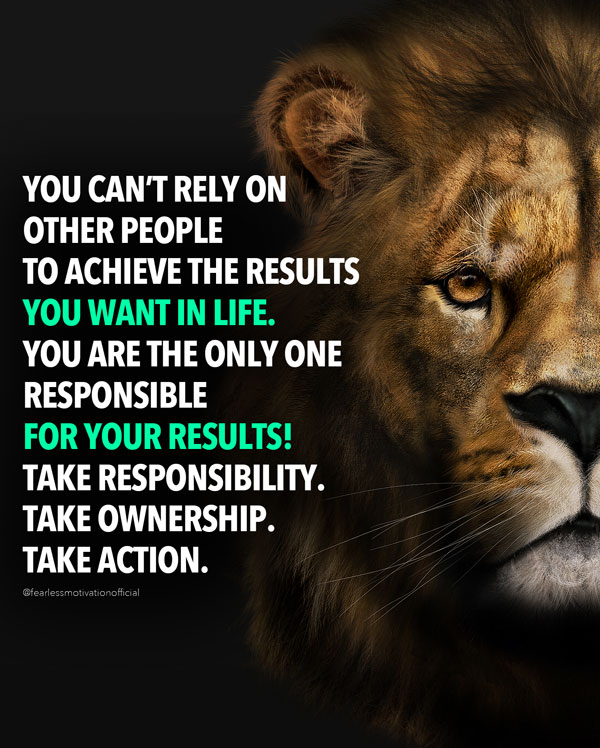 lion mentality