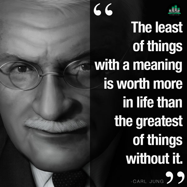 Carl Jung quote meaning